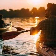 meilleurs endroits pour faire du kayak au monde